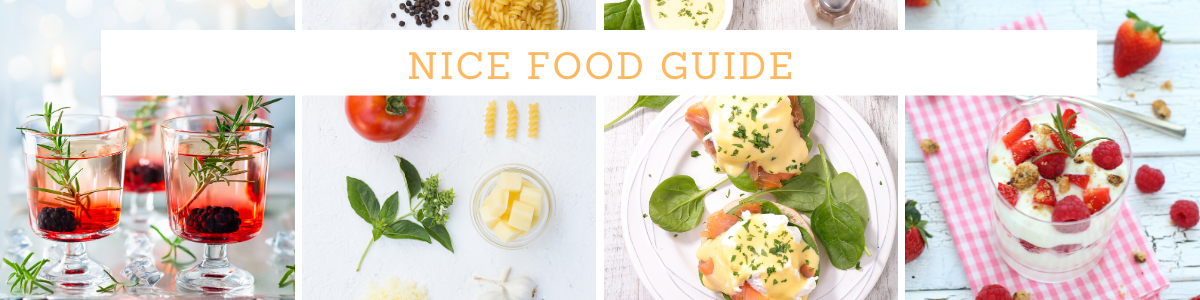 Nice Food Guide, le blog food niçois